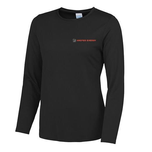 Long Sleeve Tekniske Trøye - Kaefer Energy