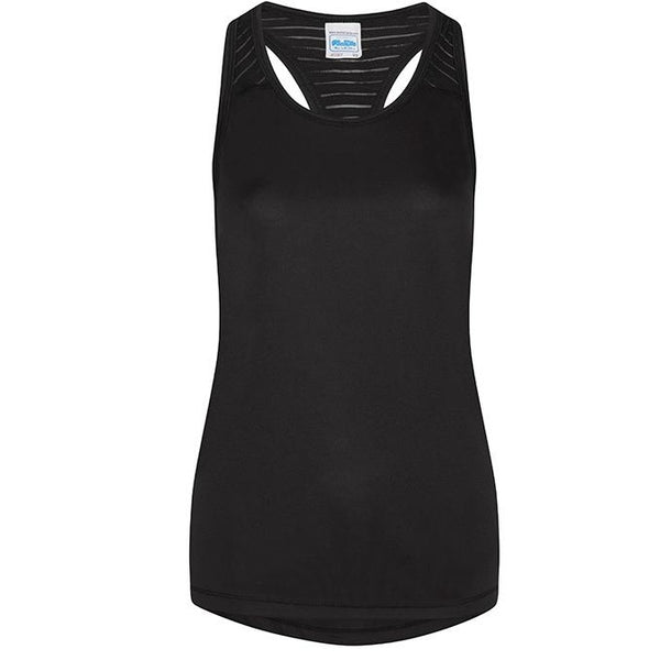 Girlie Cool Smooth Workout Singlet - Profil
