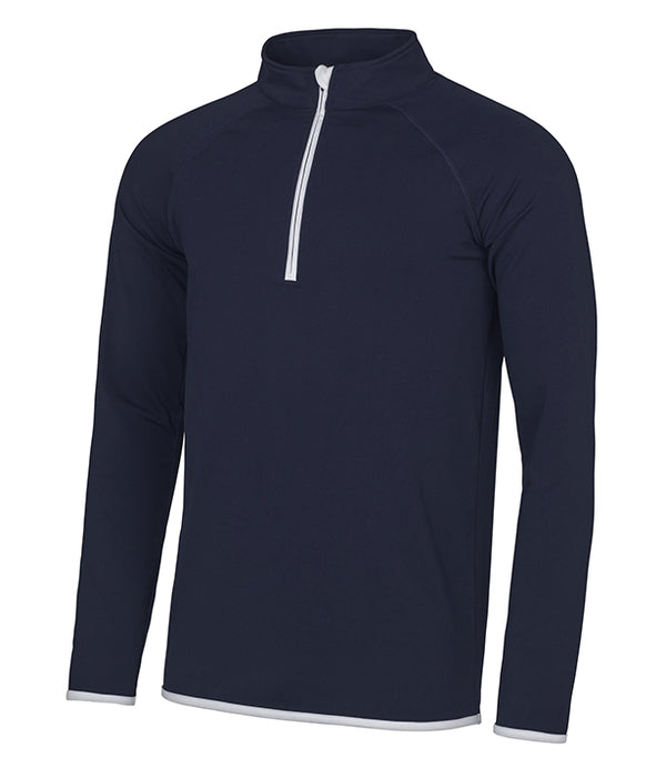 Men's Cool 1/2 Zip Sweat