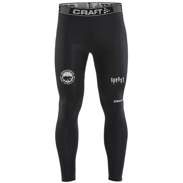 Pro Control Compression Tights- Nordlysbyen Svømming og Triatlonklubb
