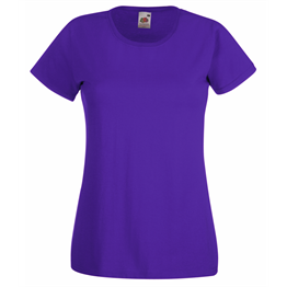 Lady Fit Valueweight T - Profil
