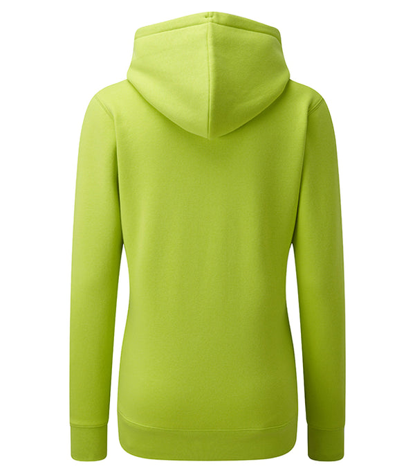Ladies Authentic Zipped Hood