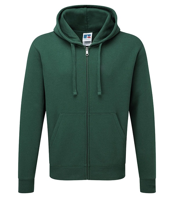 Authentic Zipped Hood