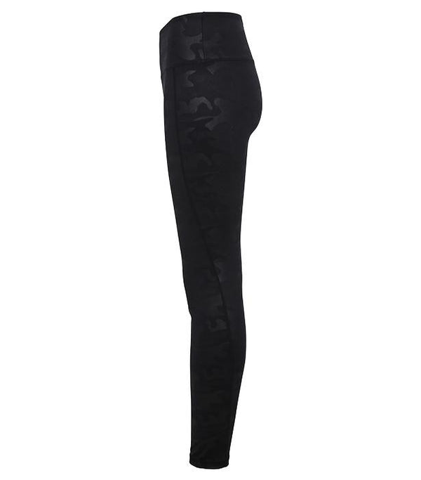 Women's TriDri Performance Camo Leggings Full Length