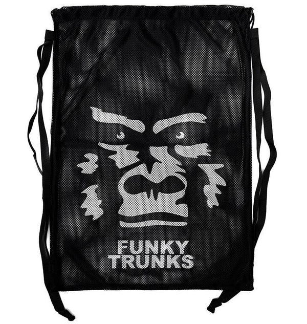Funky Trunks Mesh Bag The Beast