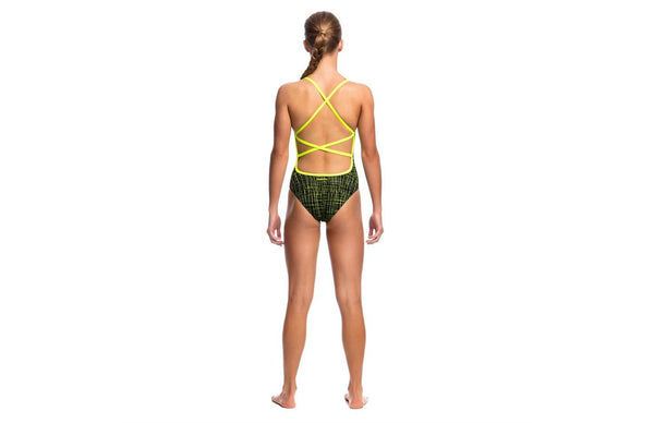 Slash n Burn Funkita jr badedrakt
