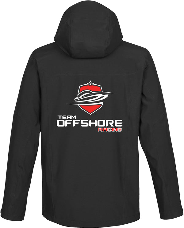 Patrol Softshell Herre - Team Offshore Racing