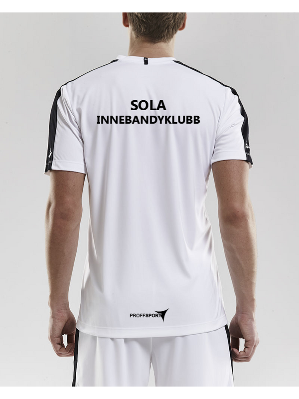 Craft progress T-skjorte - Sola Innebandy
