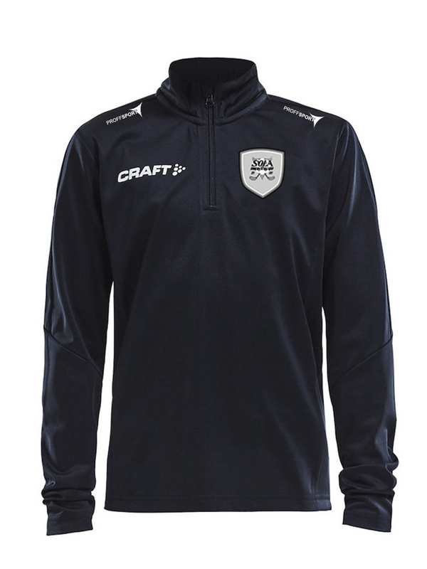 Halfzip junior - Sola Innebandy
