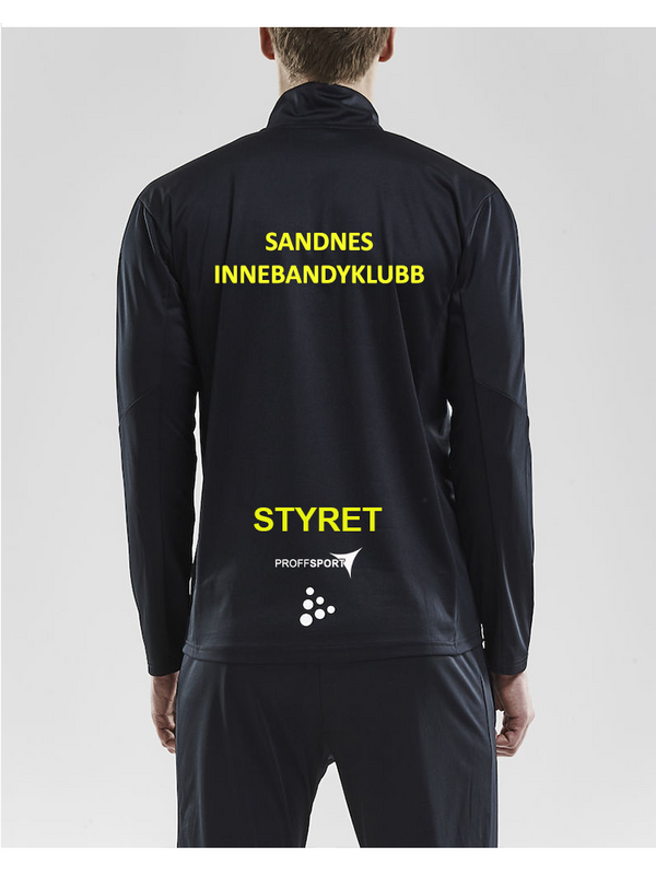 Styret progress jakke - Sandnes IBK