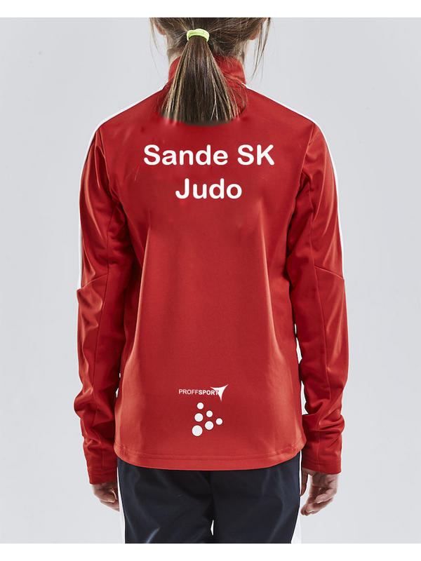 Craft Squad Jakke Junior - Sande Judo