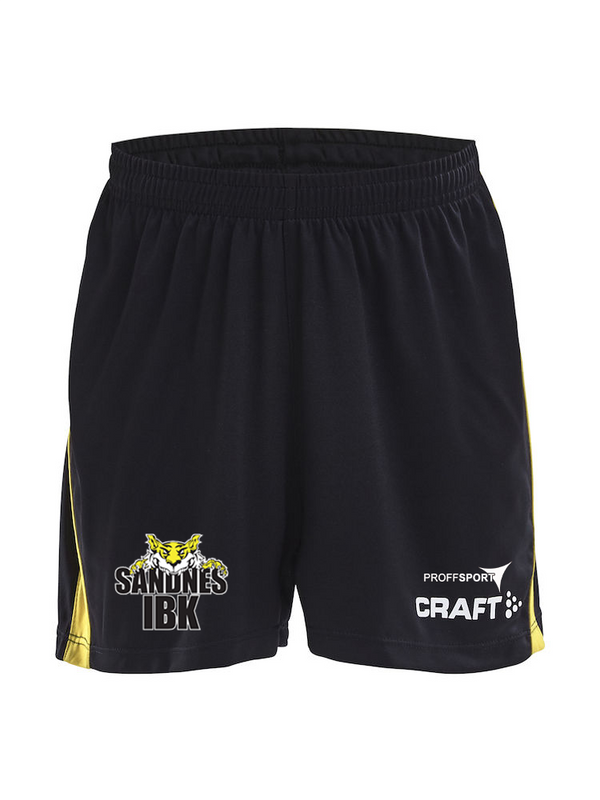 Progress Contrast Shorts Junior - Sandnes IBK