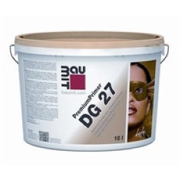 Breathable Primer for Renders and Plasters - Baumit DG27 - Back to Earth