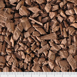 Wood chip insulating aggregate for floors - Cemwood CW2000 - Back to Earth
