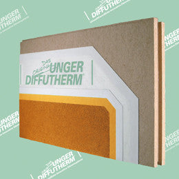 Internal and external wood fibre insulation boards - UdiUnger-Diffutherm - Back to Earth