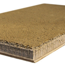 Very high thermal mass PCM clay boards - EBB - Back to Earth