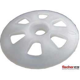 Plastic clay board washers - Fischer 36mm - Back to Earth