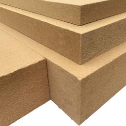 Square edge wood fibre insulation - BeltermoKombi - Back to Earth