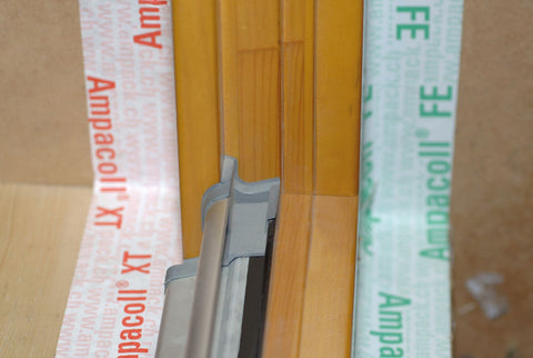 Breathable airtightness corner tape - Ampacoll XT Double Slit