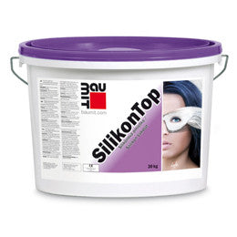 Breathable, Silicone finish render - Baumit SilikonTop - backtoearthsupplies