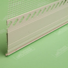 Flashing PVC profile - UdiREINFORCEMENT - backtoearthsupplies