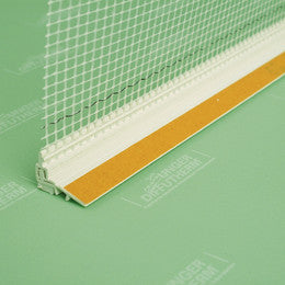 Render fibreglass edging strip - UdiREINFORCEMENT - Back to Earth