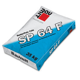 Renovating render/plaster - Fine - Baumit SP64 F - backtoearthsupplies