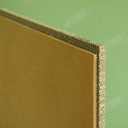 Sound insulating wood fibre board - UdiCLIMATE - Back to Earth