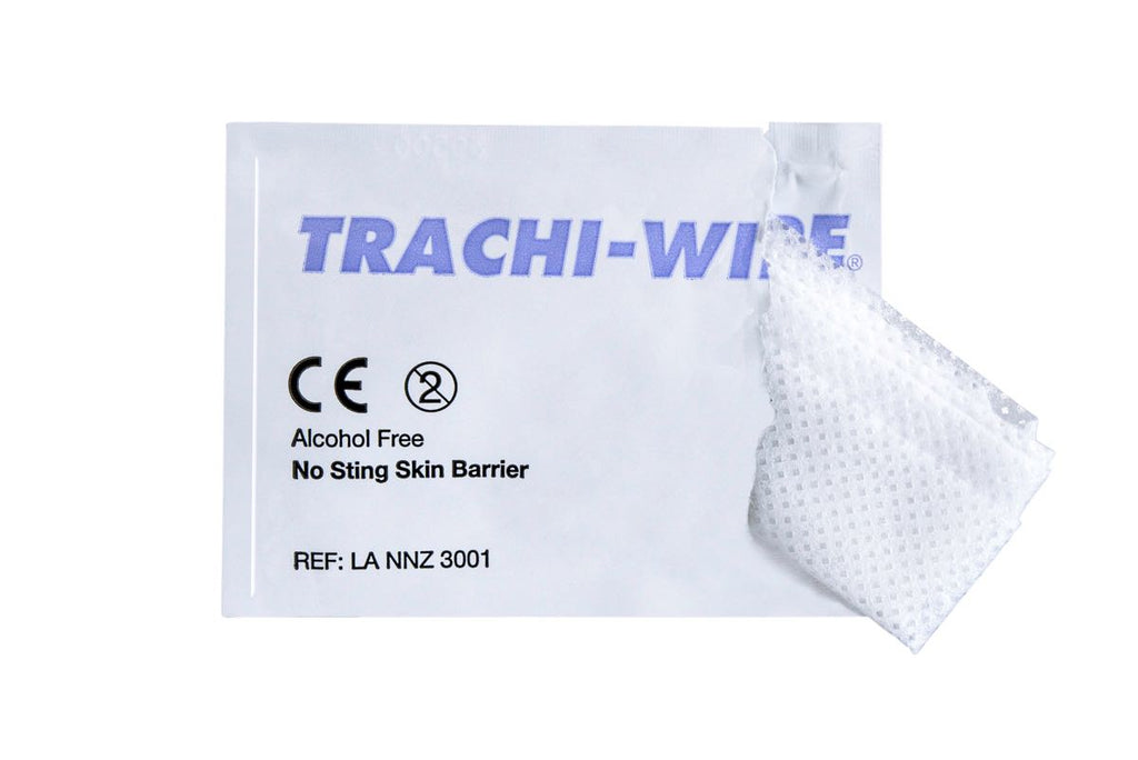 TRACHI-WIPE ALCOHOL FREE WIPES