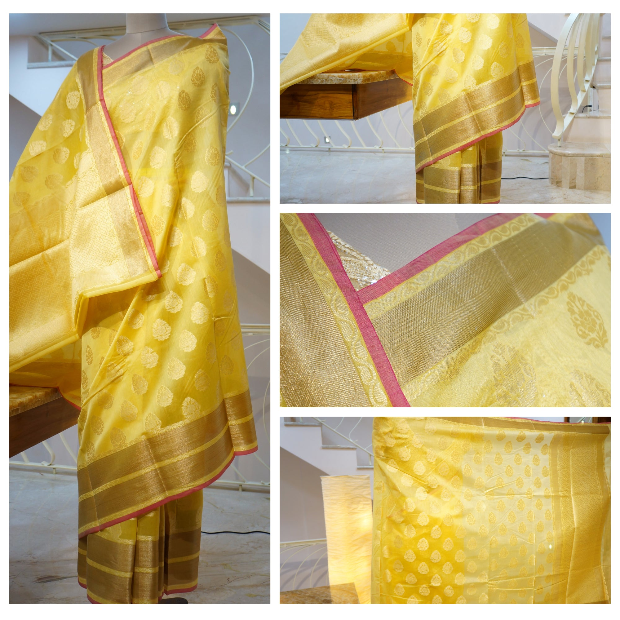 Silk Cotton Patola