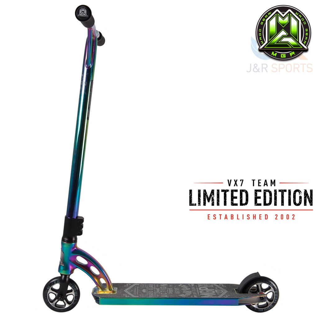 MGP VX 7 TEAM LIMITED EDITION – NEO CHROME / BLACK / NEO