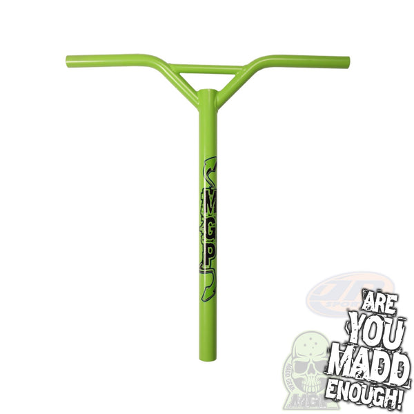 "MGP BAT WINGS OVERSIZED RAKE 23"" x 21"" - GREEN with LOGO"
