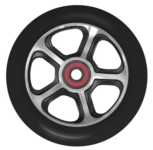 MGP CFA 110mm Wheel - Black / Black - Indigo Scooters