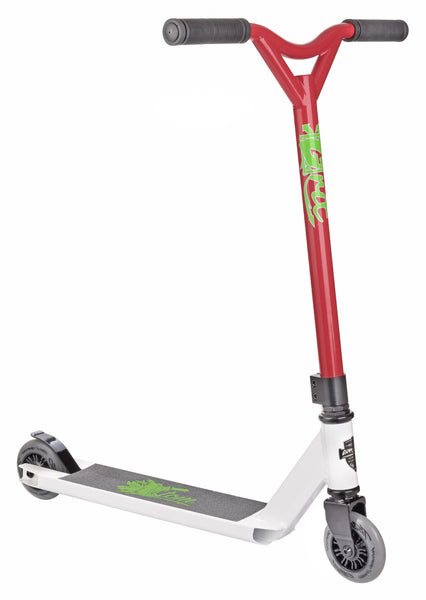 Grit Scooters Atom complete scooter - White / Red
