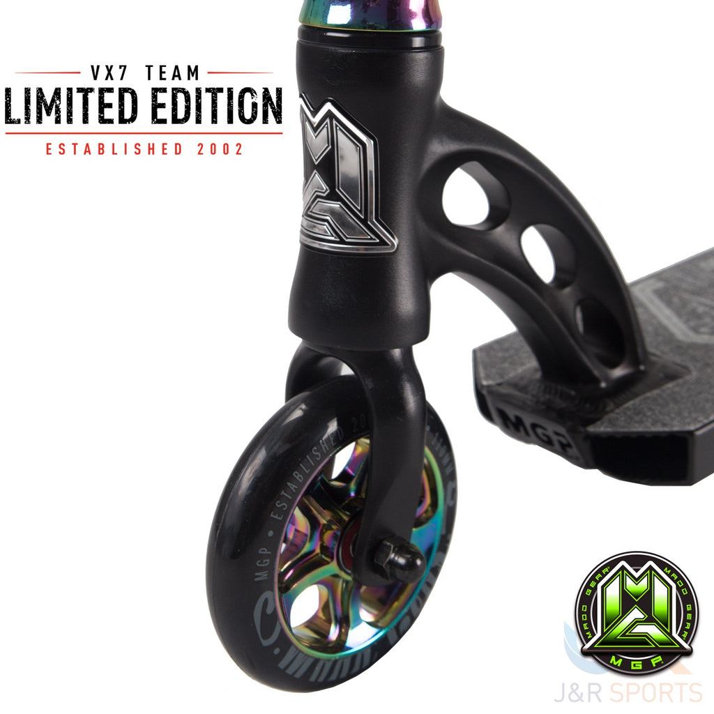 MGP VX7 TEAM LIMITED EDITION – BLACK / NEO