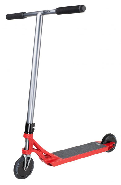 Blazer Pro Complete Stunt Scooter FMK1 - Red/Grey