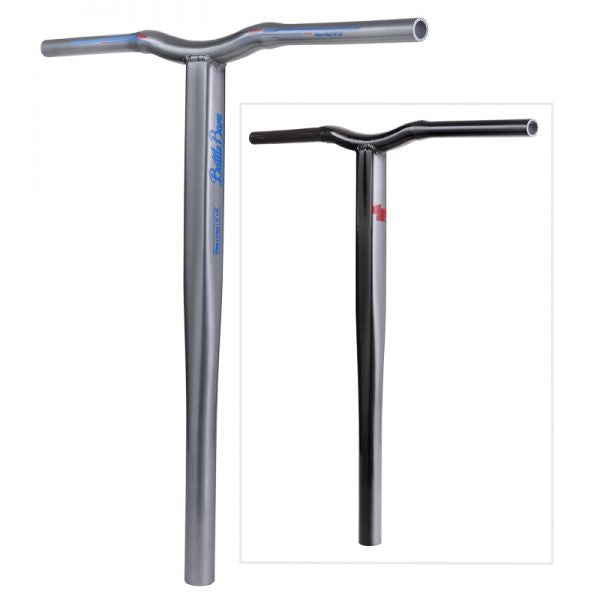 Grit Scooters Battle Bars - SCS O/S - 610mm - Black / Silver / Grey