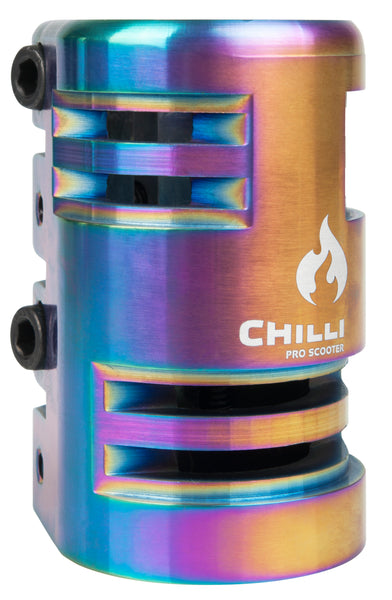 Chilli SCS 4 Bolt Clamp Neochrome