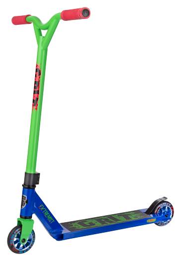 Grit Scooters Extremist complete scooter - Blue / Green