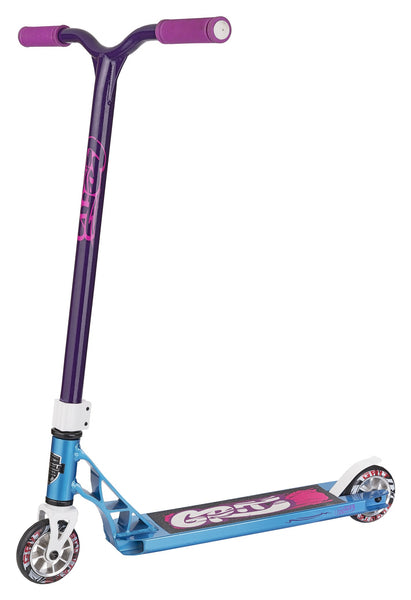 Grit Scooters Fluxx complete scooter -Iced Blue / Purple