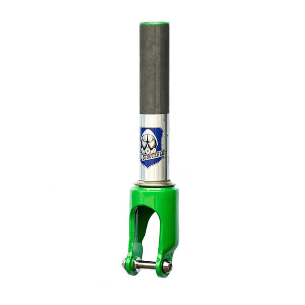 Grit Chromoly SCS Fork - Gloss Green