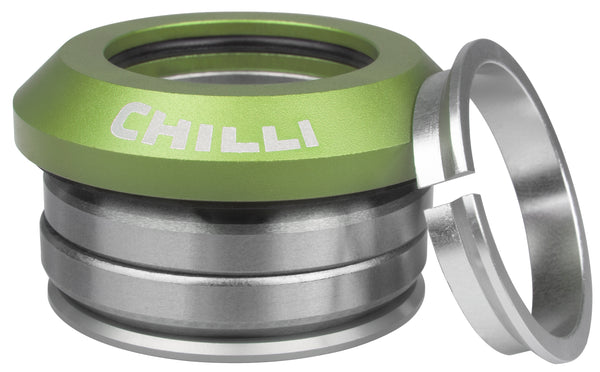Chilli Headset Green - Indigo Scooters