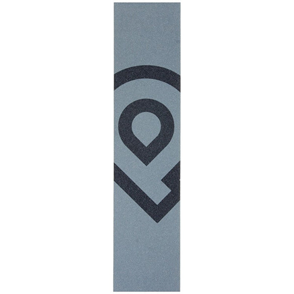 District HT-Series Griptape Logo Asfalt 120 x 550mm - Indigo Scooters