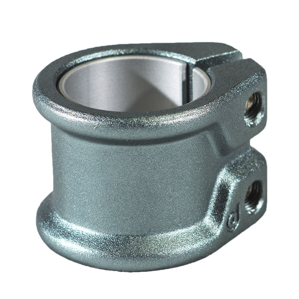 District HT-Series Double Clamp 34.9 with 31.8 shim - Talve