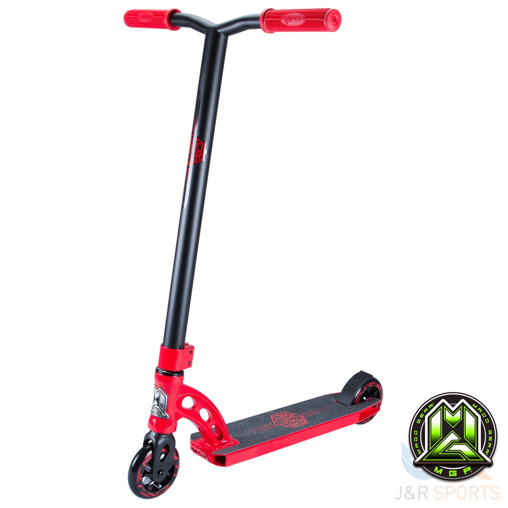MGP VX7 Mini Pro Stunt Scooter Red - Indigo Scooters - 1