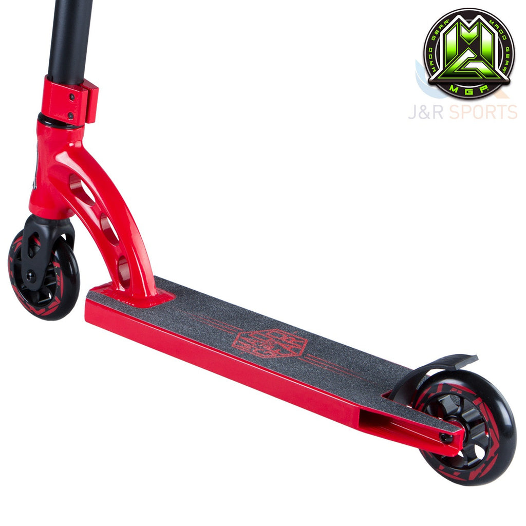 MGP VX7 Mini Pro Stunt Scooter Red - Indigo Scooters - 2