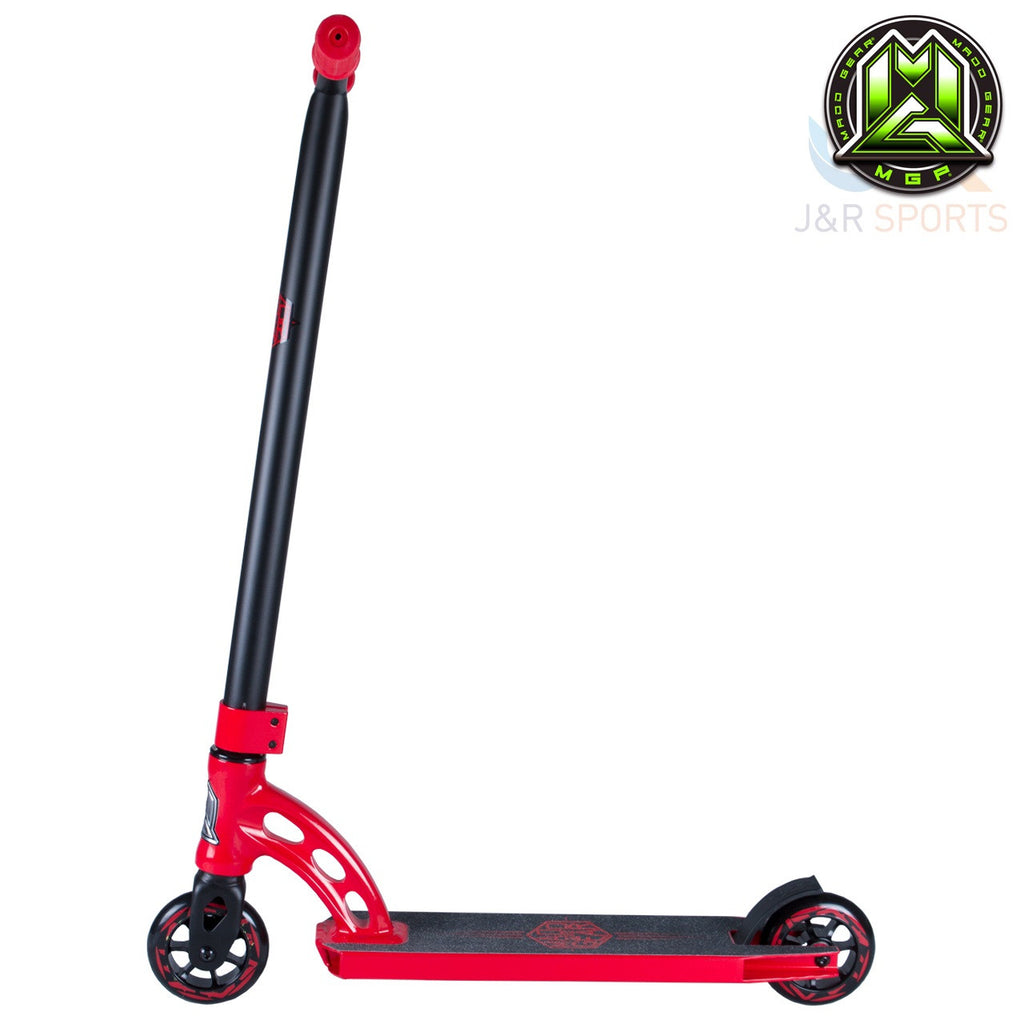 MGP VX7 Mini Pro Stunt Scooter Red - Indigo Scooters - 5