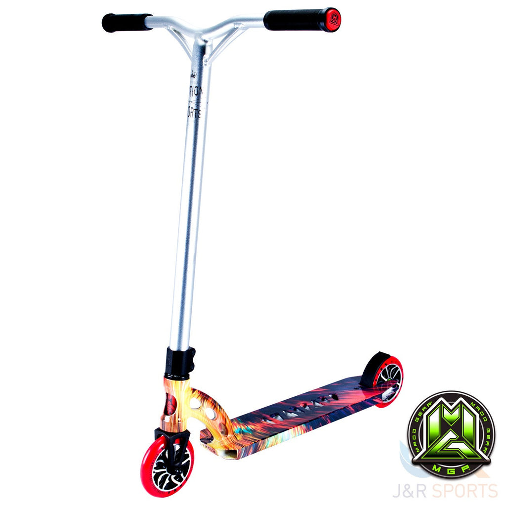 MGP VX7 Extreme LE Stunt Scooter -Rush