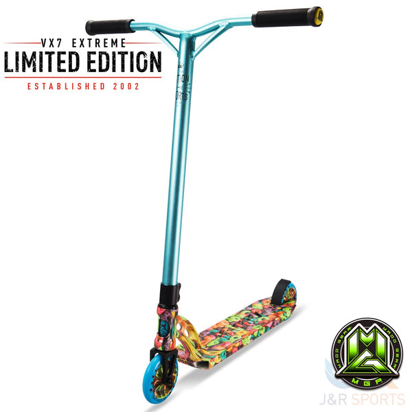 MGP VX7 Extreme LE Stunt Scooter - SUGAR RUSH