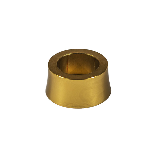 District Scooters S-Series Volcano Spacer 17mm Gold
